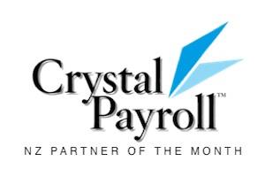 Crystal Payroll logo
